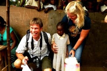 Besuch der Patenschule in Kenia im September 2013