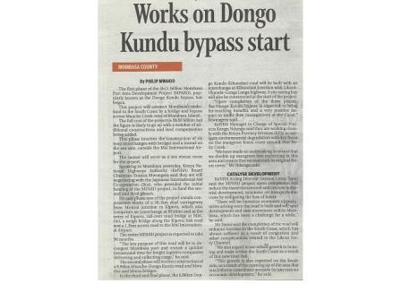 Dongo-Kundu Bypass