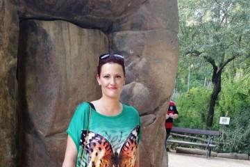 Judith Schmidt bei der Dschungelnacht im Zoo Leipzig
