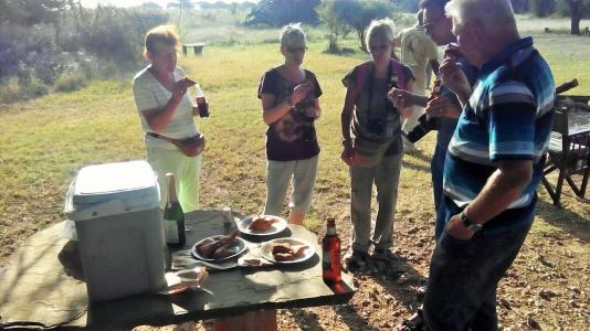 Gruppenreise-Reisekontor-Schmidt-Kenia-Gruppenabend