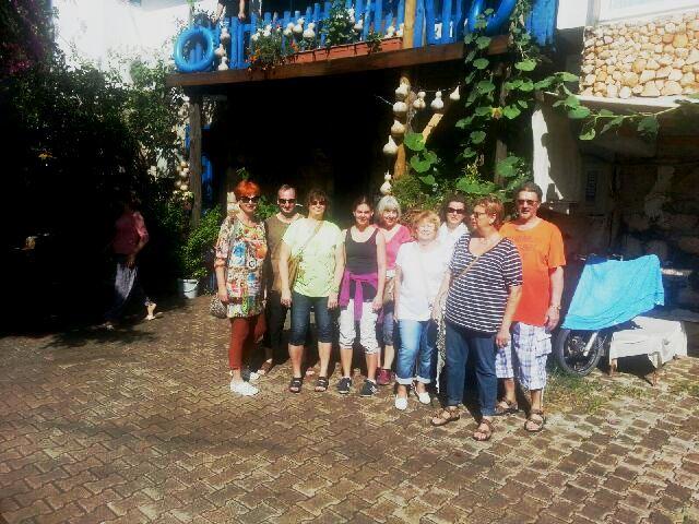 Reisegruppe Türkei 2015