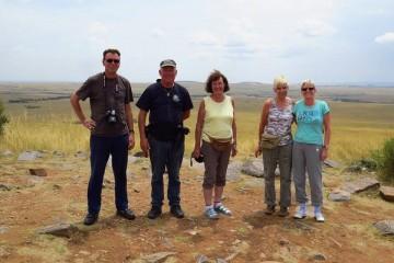 Reisebericht Migrationsgruppe 2015