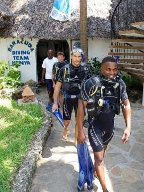 Tauchschule Baracuda Partner der Severin Sea Lodge