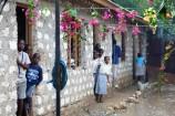 Geschmückte Schulräume in unserer Kenia Patenschule