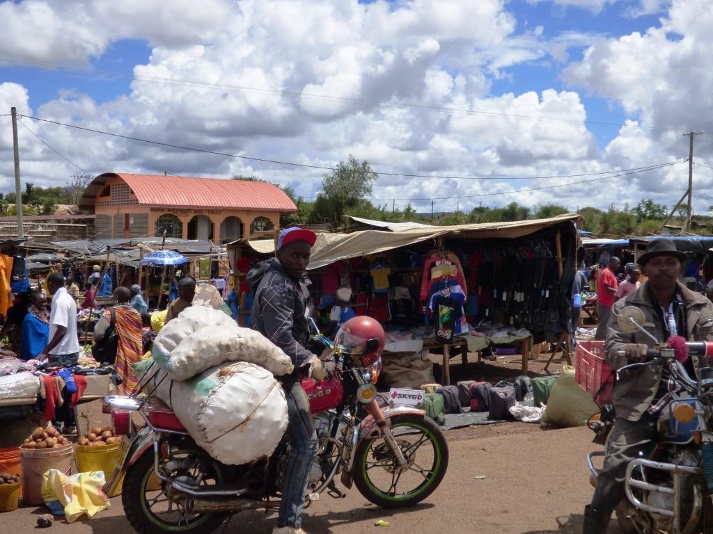 Entwicklungshilfe für Kenia