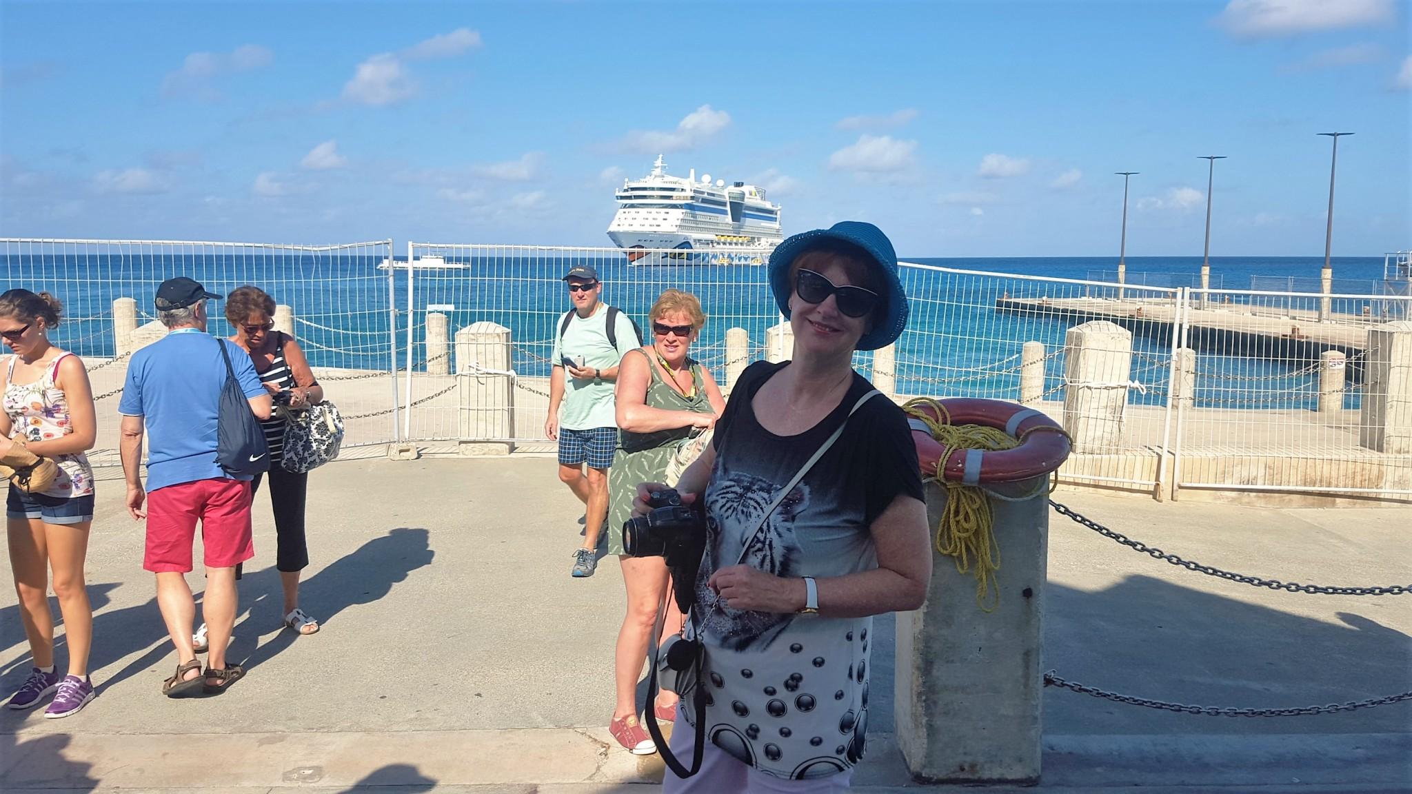 Gruppenreise Aida Karibik