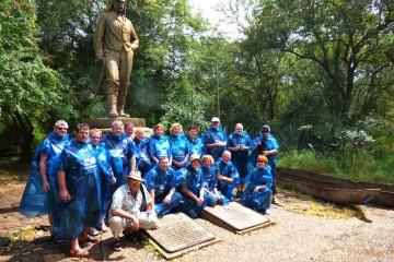 Grupppenreise Livingstone 2016