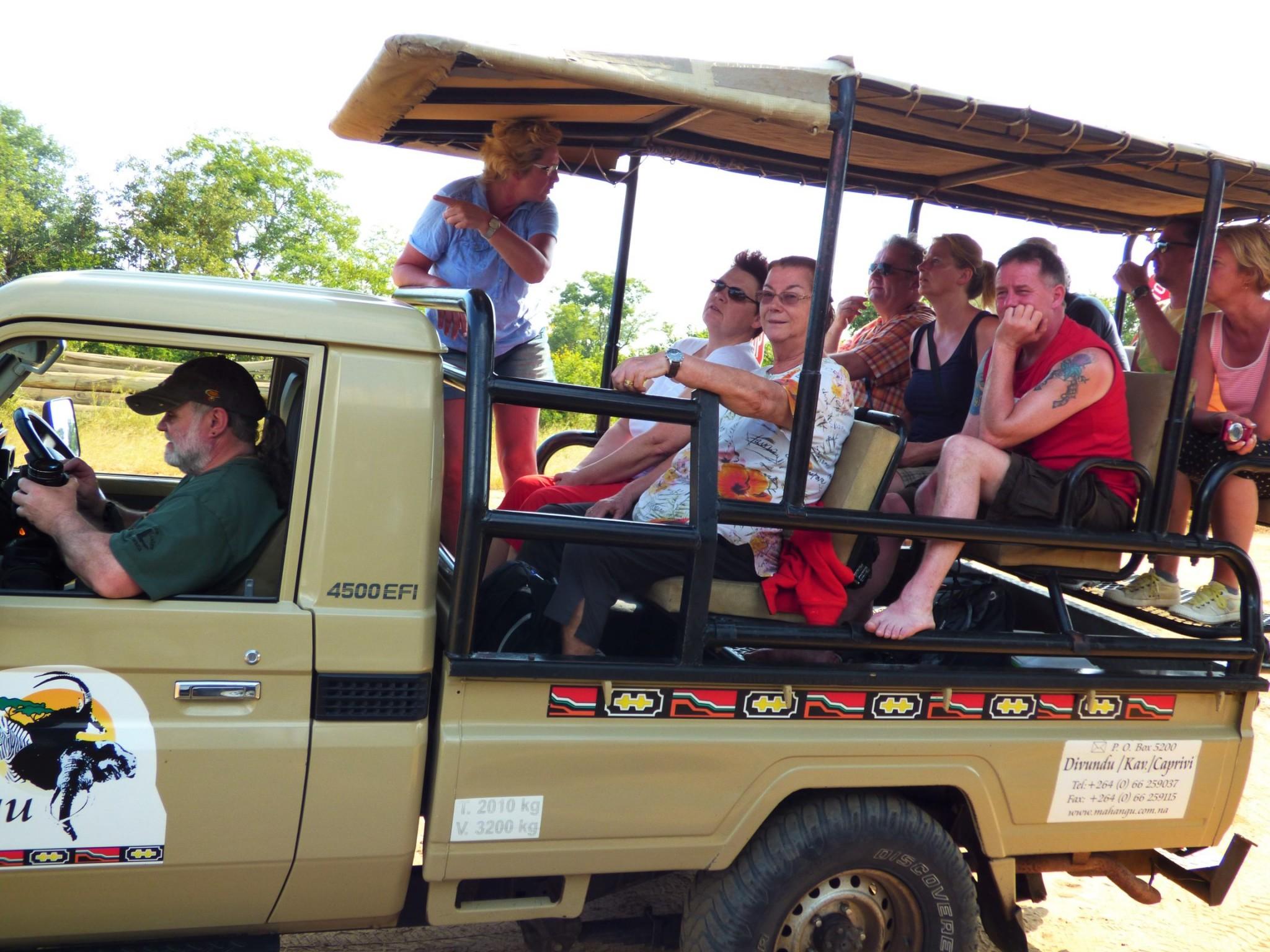 Gruppenreise Livingstone 2016