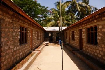 Weiterbau der Keniaurlaub-Patenschule