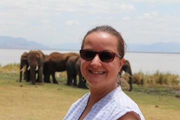 Ausflug Tsavo West Lake Jipe