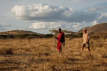 Masai Busch Walk Tsavo West