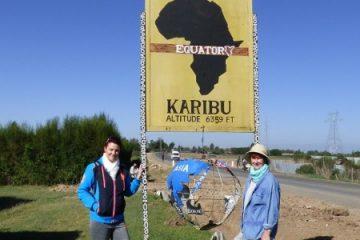 Safaritagebuch am Equator in Kenia