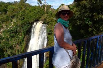 Safaritagebuch Thomson Falls
