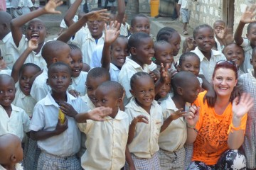 Kenia Hilfsprojekt Schule