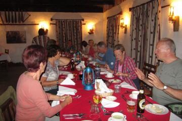 Kenia Gruppenreise Migration 2016 Oloshaiki Camp