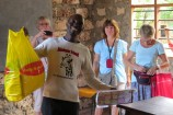 Besuch in unserer Patenschule in Kenia - KeniaSpezialist keniaurlaub.de Reisekontor Schmidt Leipzig