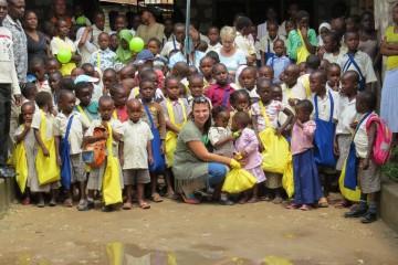 Schulbesuch Kenia 2016