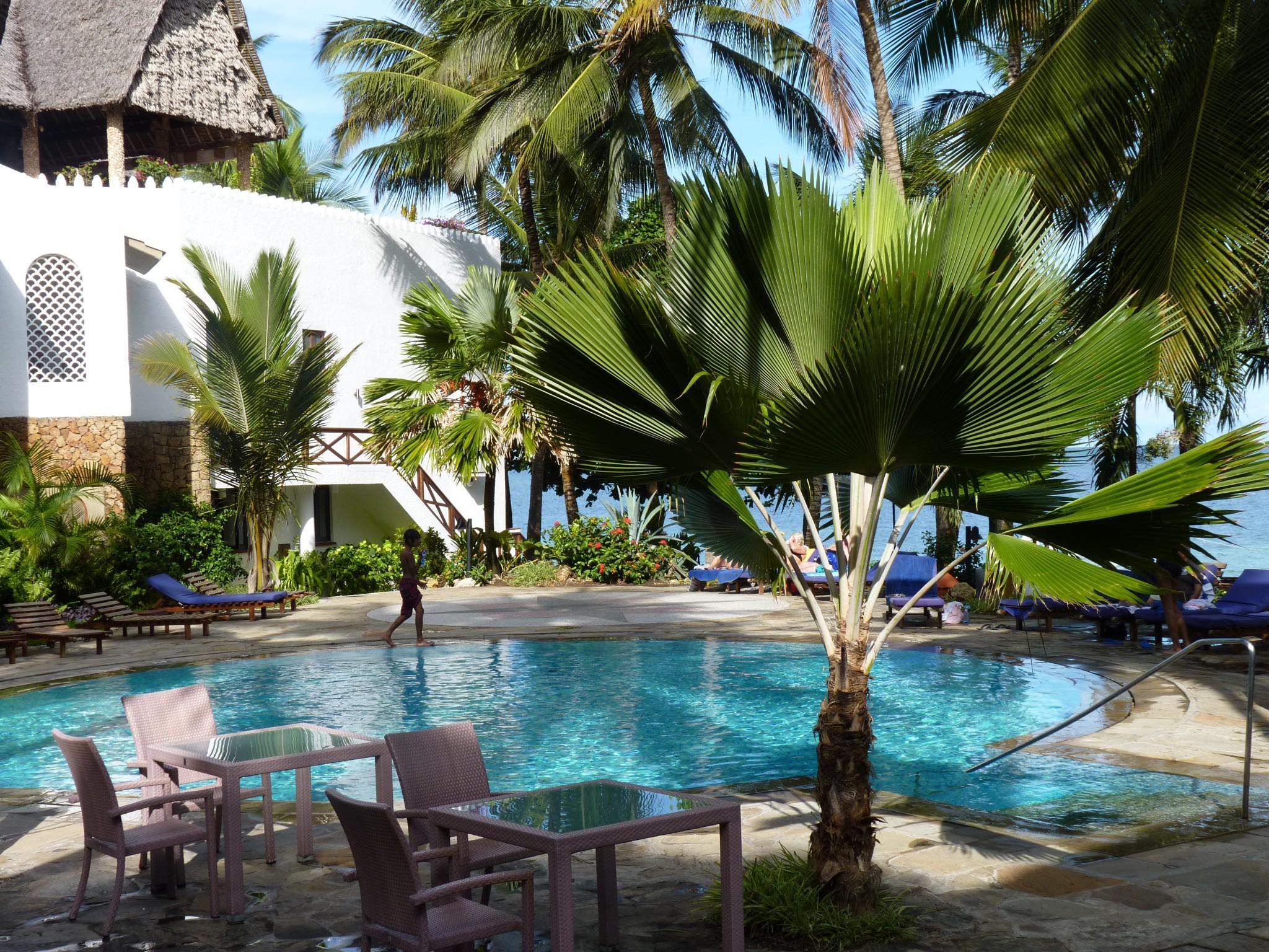 Severin Sea Lodge Kenia