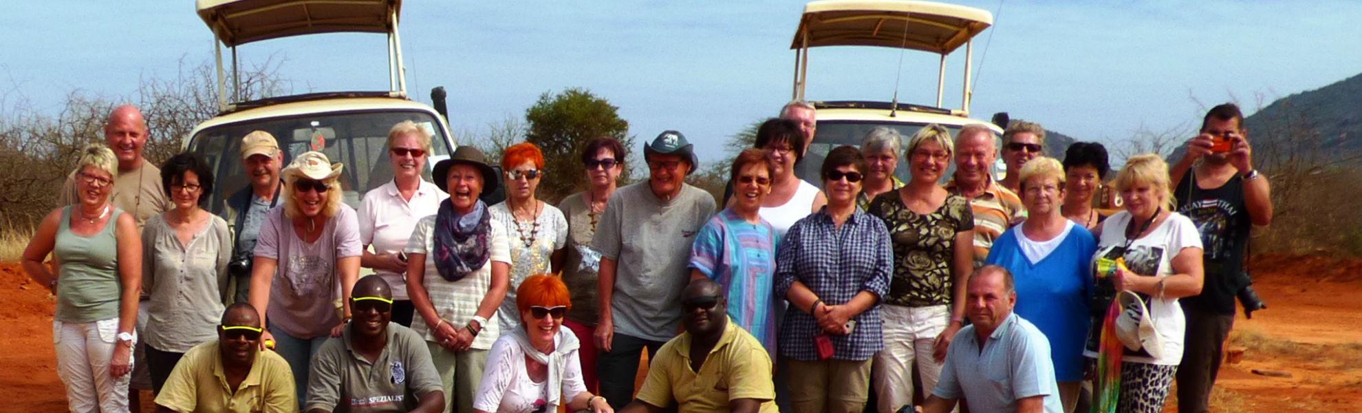 Sicherheit in Kenia - Reisekontor Schmidt Reisegruppe
