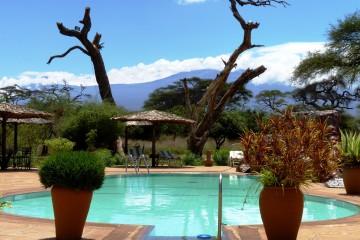 Sentrim Amboseli Camp Kenia
