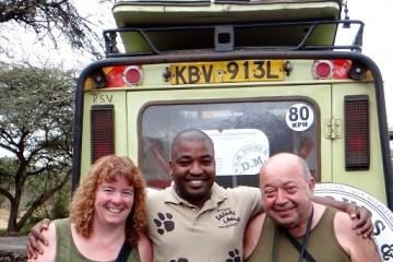 Kenia Reise Feedback Familie R.