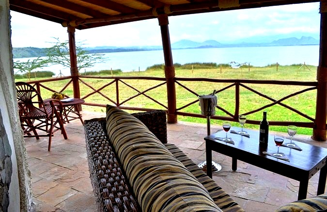 Sentrim Elementaita Lodge Kenia - Kenia Safaritour