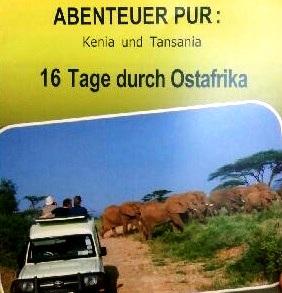 Ostafrika Safari Tour