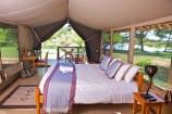 Voyager Ziwani Camp Kenia Safari
