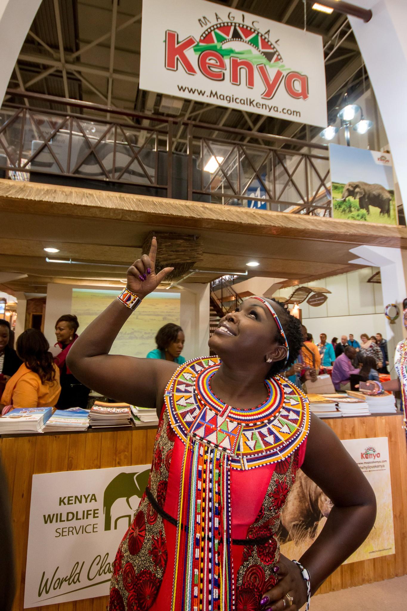 Kenia Tourism Board auf der ITB