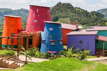 Chameleon Hill Lodge Uganda Gruppenreise