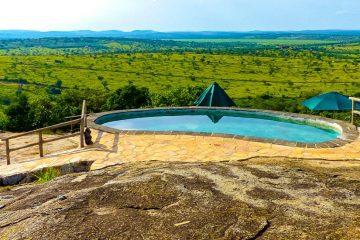 Rwakobo Rock Lodge Uganda Gruppenreise