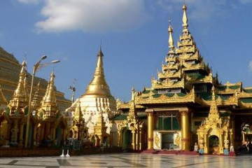 Myanmar Rundreise Reisekontor Schmidt Gruppenreise