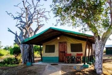 Sentrim Tsavo Camp Kenia - Tarhi Eco Camp