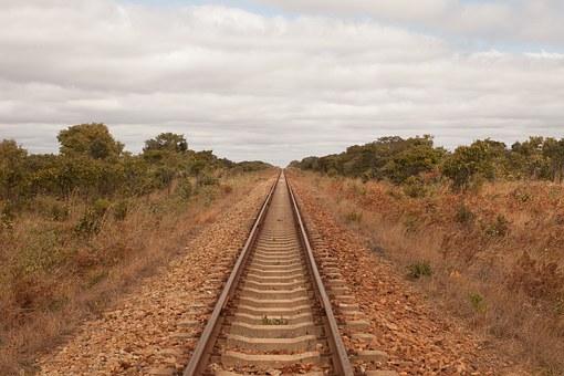 Eisenbahnprojekt in Kenia