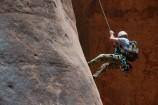 Extremsport in Kenia Klettern