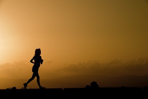 Marathon in Kenia