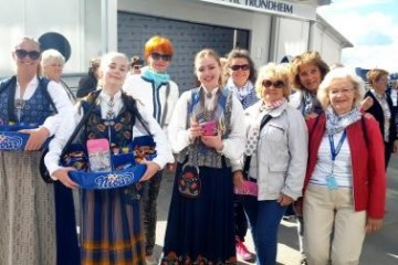 Guppenreise Norwegen-Spitzbergen mit Reisekontor Schmidt