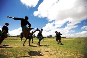Jugendaustausch mit Sportlern in Kenia