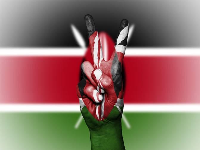 Flagge Kenia - Kenia Wahlen