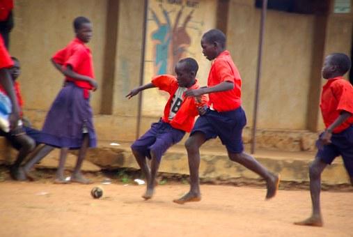 Unicef Fußball Akademie Kenia