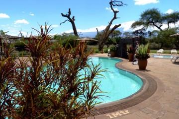 Sentrim Amboseli Camp Kenia Safari