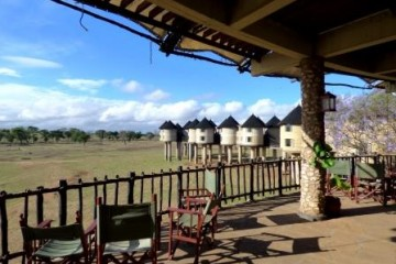 Taita Hills, Sarova Salt Lick Game Lodge, kenia urlaub safari