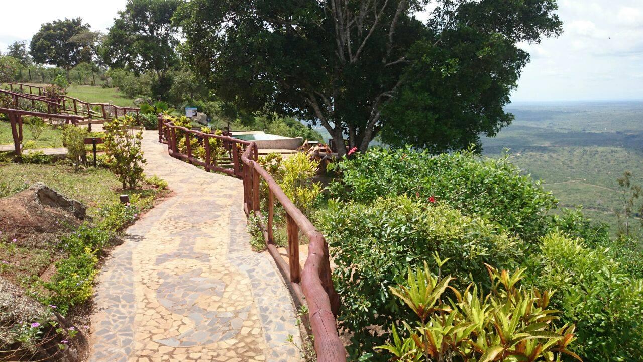 Shimba Hills Green Safari Lodge in Kenia
