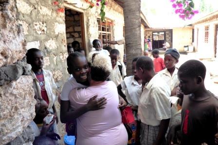 Patenschaft in Kenia - Kenia Patenkind Karembo