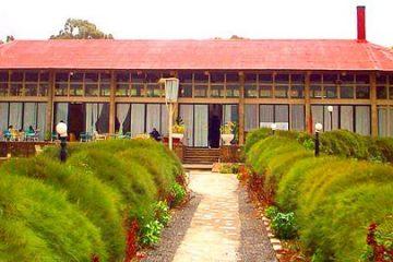 Goha Hotel Gondar Äthiopien Gruppenreise