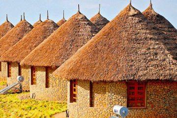 Simien Mountains Lodge - Gruppenreise Äthiopien