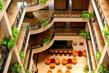 Wassamar Hotel Addis Abeba - Gruppenreise Äthiopien