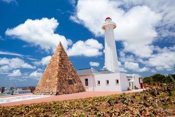 Gruppenreise Südafrika Leuchtturm in Port Elizabeth, Südafrika