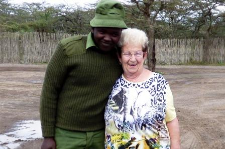 Kenia Schulprojekt Patenschule Patenmutti Wiedenbeck