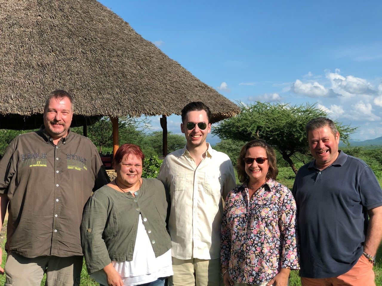 Managementwechsel am Mt. Kilimanjaro severin safari camp
